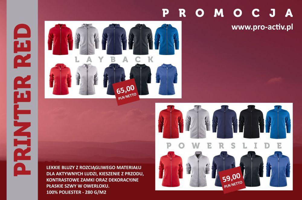 Bluzy promocja