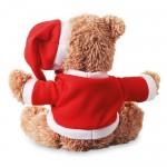 ?Miś w świątecznym ubranku.  ?   CX1395-