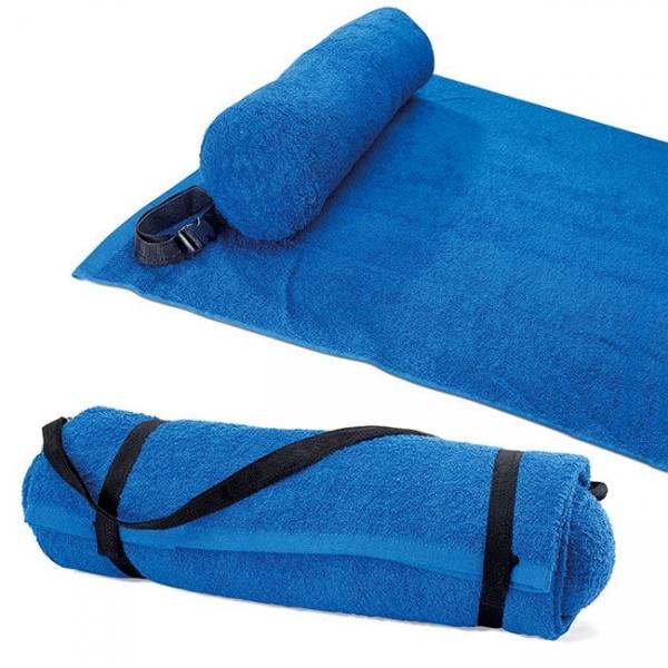 Ręcznik plażowy z poduszką     MO7334-37