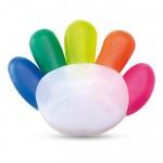 Zakreœlacz, 5 kolorów          MO7448-99