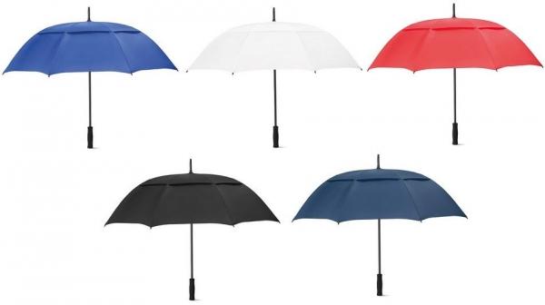 Jednokolorowy parasol 27 cali  MO8583-37