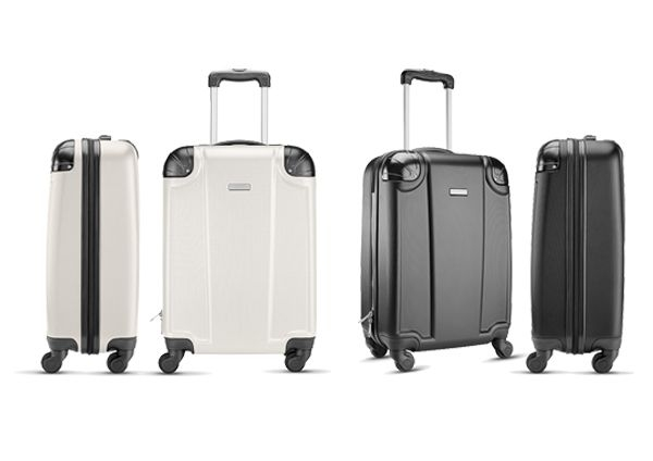 Bagaż podręczny z ABS          MO8798-03