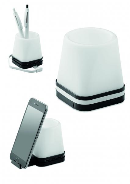 Hub USB-pojemnik na długopisy  MO9317-03