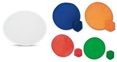 Nylonowe, składane frisbee     IT3087-04