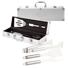 Aluminiowa walizka do barbecue IT3475-14