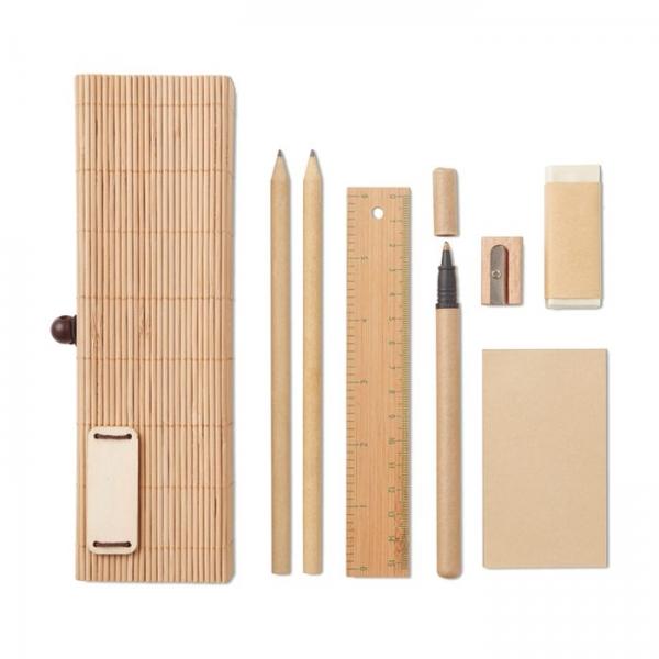 Bambusowy zestaw piœmienny     MO9572-40