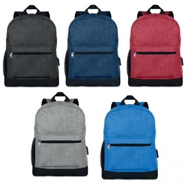 Plecak z zabezpieczeniem       MO9600-03
