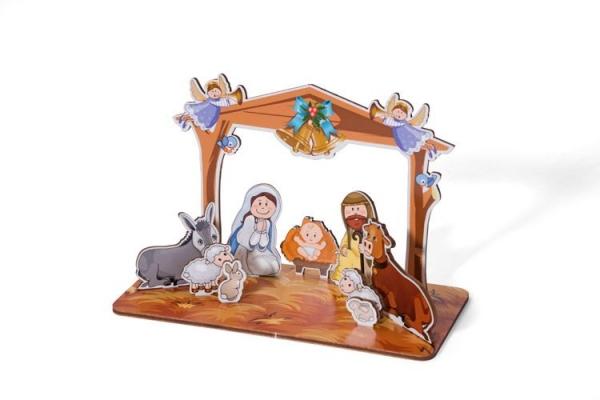 Dekoracja świąteczna BETLEJEM