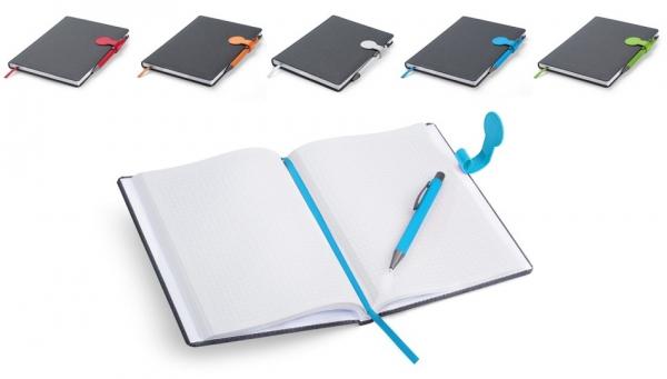Notes BANI A5 z długopisem