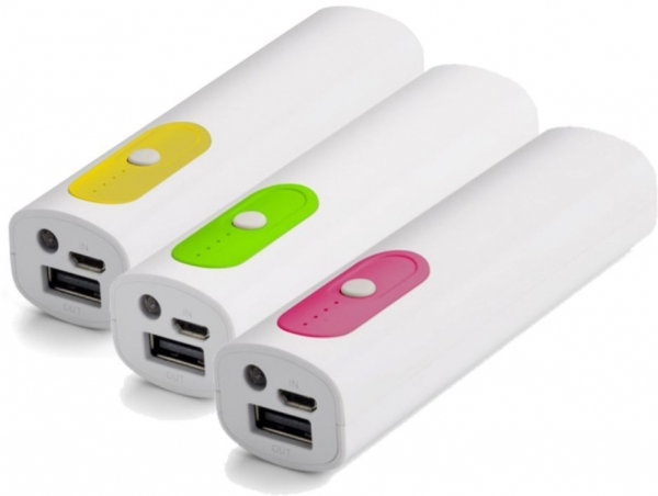 Power bank MANA 2600 mAh