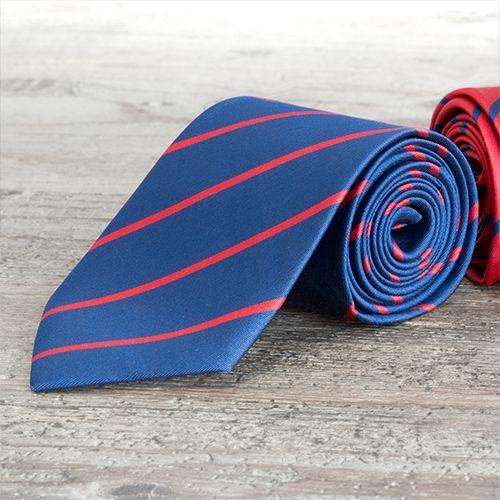 Krawat -  polyester