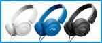 JBL Słuchawki T450 (słuchawki przewodowe)
