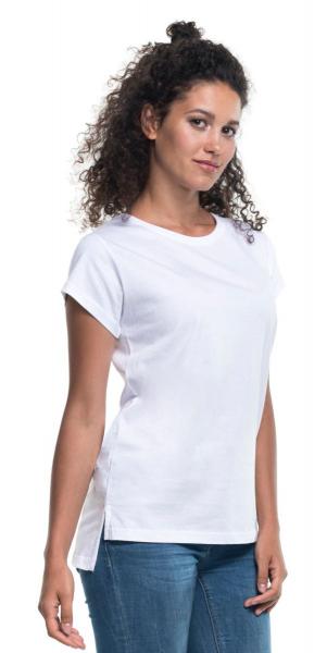 Promostars T-SHIRT  ladies extend biały