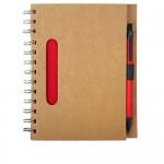 Notes eco z długopisem