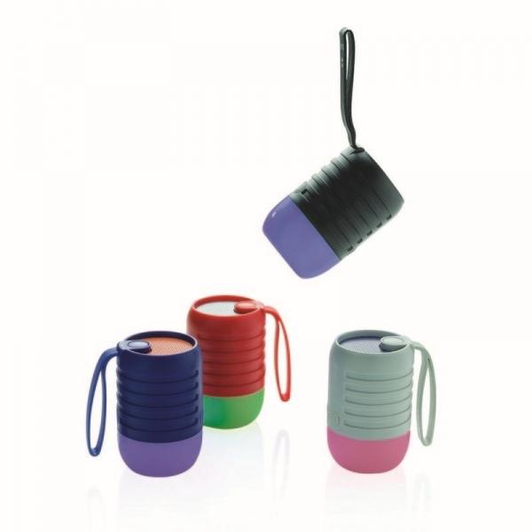 Głośnik bezprzewodowy 3W Outdoor, lampka