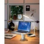 Lampka na biurko 40 LED, bezprzewodowa ładowarka 5W