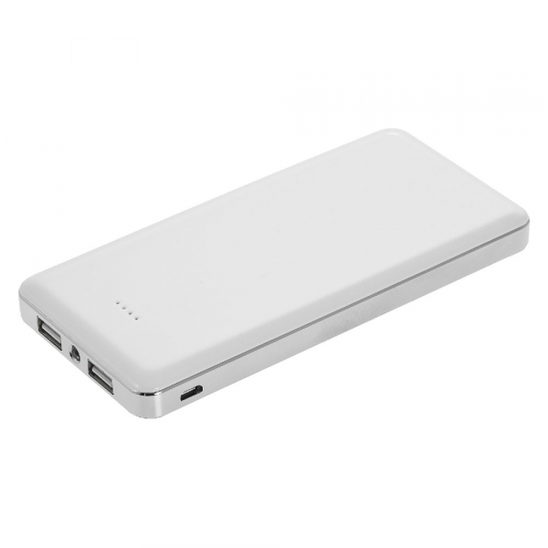 Power bank 12000 mAh z lampką