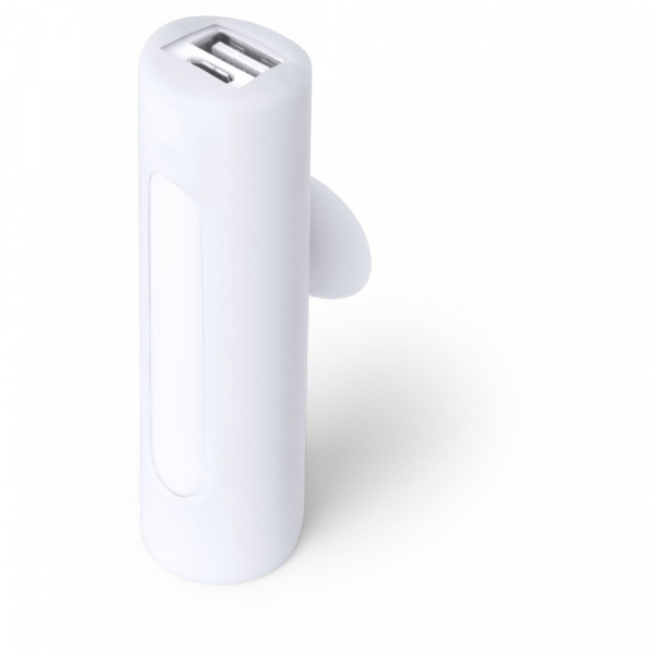 Power bank 2200 mAh z przyssawką