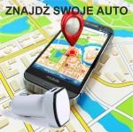 Ładowarka, adapter do zapalniczki samochodowej, GPS