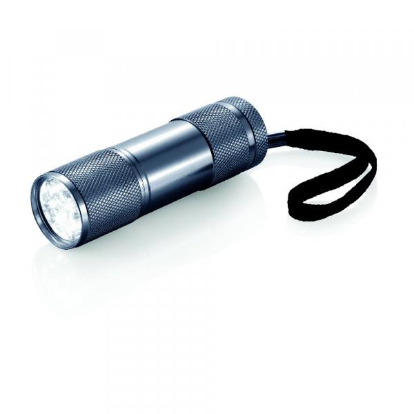 Latarka 9 LED