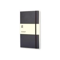 Moleskine notatnik duży (large), strony gładkie, miękka okładka